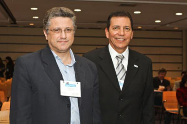 Jadir Nunes e Angel Lizarraga (ABC)