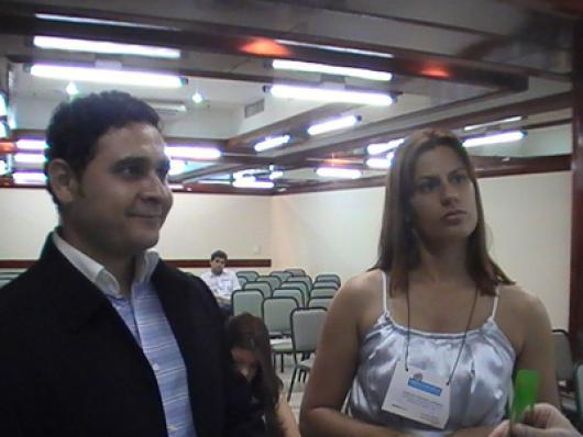 Clecio Felipe e Fabiane Amorim - Tahoma Cosméticos
