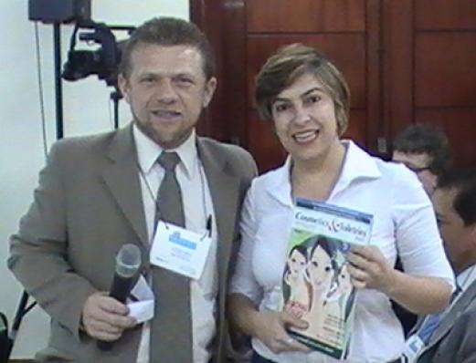 Paula Machado - CRF (Ganhadora de Assinatura da C&T Brasil)