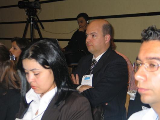 Ao centro - Carlos Alberto Pacheco (Stahl)