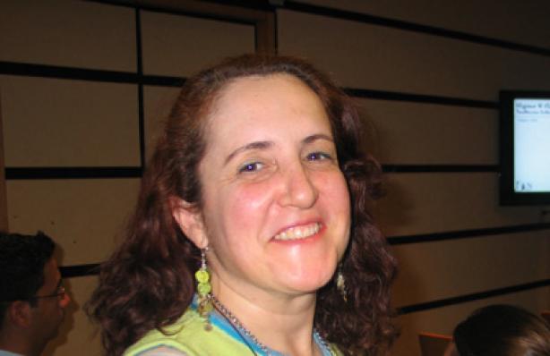 Professora Maria Valéria Robles (USP)