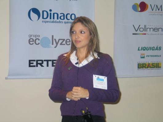 Alyne Freitas - Liquigás