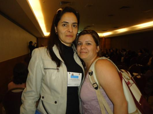 Jane Mendonça Vieira e Rosangela Maria Ferreira (Natural Beauty)