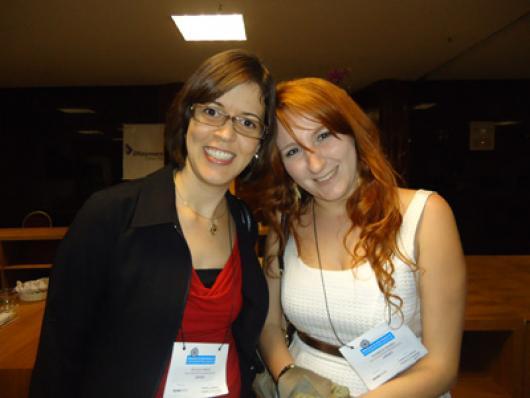 Juliana Melo e Patricia maida (VM7)