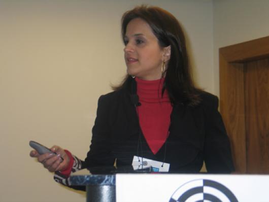 Patricia Geraldini (Cosmotec)