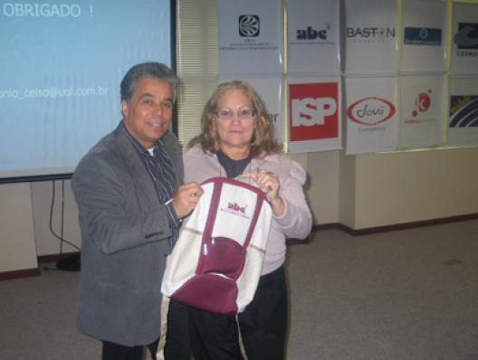 Sorteada Euza Ferreira Silva (Consultora)
