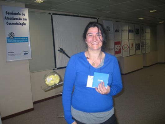Sorteada Marcia Veiga Balbueno (Affinita)