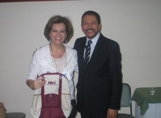 Sorteada Ana Lucia F. Cury (Consultora)