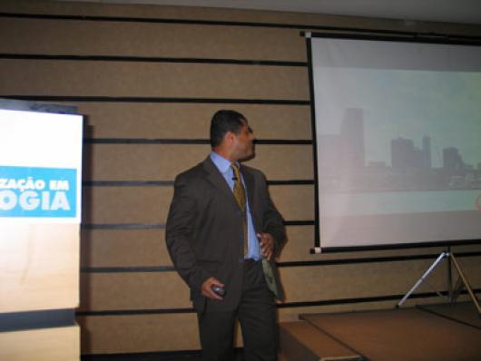 Nelson dos Santos, da Veolia Water Solutions  - Água: Essência da Matéria-Prima