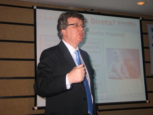 Marcelo Pinheiro, da Directbiz - O Negócio da Venda Direta e as Tendências do Mercado Brasileiro