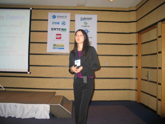 Lucienne Nii, da Ajinomoto - Aminoácidos e seus Benefícios em Cosméticos