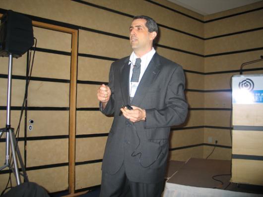 Luiz Gustavo Martins Matheus, da Mapric - Hidratação na Melhora da Textura e no Envelhecimento da Pele