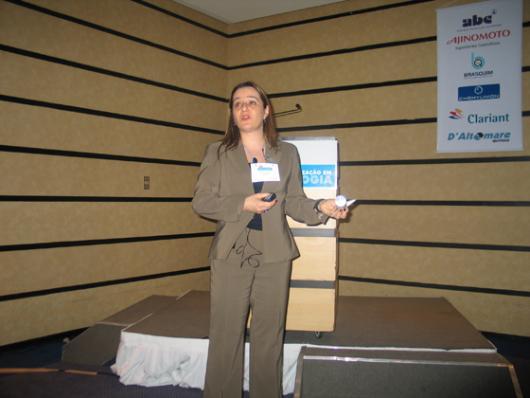Milena Vallocci, da D'Altomare - Soltex tm OPT Polímero de Máxima Proteção à Água para Produtos para a Pele e Proteção Solar